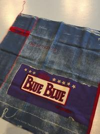 BLUE BLUE / BLUE DENIM BANDANA - Safari ブログ