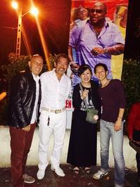 ご無沙汰しておりました(^^; - 愛すべきキューバ!!サルサと音楽と仲間たち