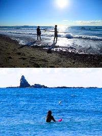 2018/12/29(SAT) 今朝も小波が残っております。 - SURF RESEARCH