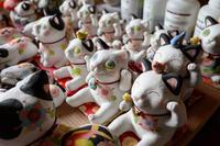第22回平成の招き猫展に参加します。 - 月魚ひろこのときどきブログ