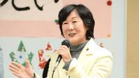 東京・清瀬市「女性のつどい」から(4) - こんにちは 原のり子です