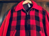 明けまして、おめでとうございます!本年度もよろしくお願い致します! #4 Devil Plaid +Wool Hunting Jacket!!! - magnets vintage clothing コダワリがある大人の為に。
