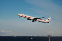 HND - 483 - fun time (飛行機と空)