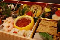 平成最後のおせち日本料理 - ハレの日は椿亭の料理でおもてなし   公式weblog