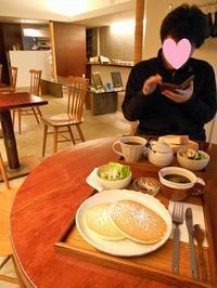 モーニングカフェ - eri-quilt日記3