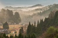 二回目の大雲海の帰り - toshi の ならはまほろば