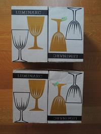 中古のミニワイングラスを集める趣味  2ダース分購入編 - じゃポルスカ楽描帳
