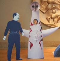 「イサム・ノグチと岡本太郎―越境者たちの日本―」@岡本太郎美術館 - La Dolce Vita 1/2