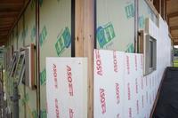 ゼロ・エネルギー住宅「FPの家」断熱工事① - エコで快適な『FPの家』いかがですか!
