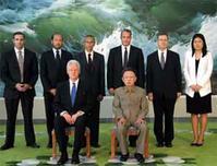 2009年 クリントン元大統領の北朝鮮訪問/画像 - 『つかさ組!』