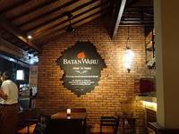 9月渡バリ:「BATAN WARU」であの方と再会♪ - 渡バリ病棟