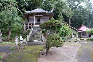 観福寺 - わが魂は輝く水なり