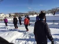 共 - 函館マラソンを走る