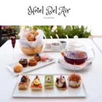 Hotel Bel Air ロサンゼルスでArt of Tea - Art of Tea(アートオブティー)の世界へようこそ