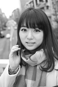 あみちゃん235 - モノクロポートレート写真館