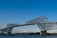 富士の掛け橋 - ひつじ雲日記