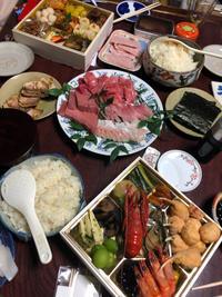 手巻き寿司 - 庶民のショボい食卓