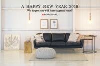 2019年は1/2よりオープン致します! - MARGINAL マージナル広島  インテリアショップのブログ