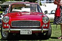 『 Triumph Italia 2000 Coupe 1958-1962 』 - いなせなロコモーション♪