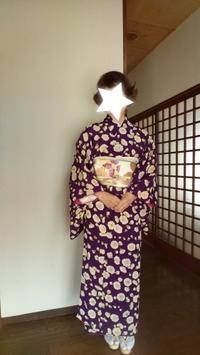70代、亡き母が大切にしていた着物で新春を祝います -   心満たされる生活