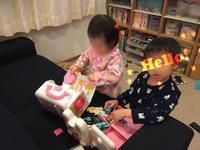 5歳と212日/2歳と248日 - ぺやんぐのブログ