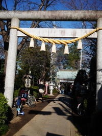 初詣 - ichibey日々の記録