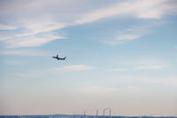 HND - 488 - fun time (飛行機と空)