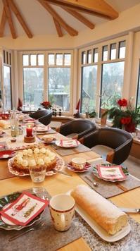 インテリア雑誌のように素敵な伯父さん宅のクリスマス☆ - ドイツより、素敵なものに囲まれて②
