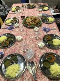年末の料理教室報告(今更) - ~Kumbura~ しあわせのひと皿