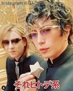 格付けチェック 控え室のYOSHIKIとGACKT - 風恋華Diary