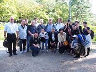 名大統合ヘルスケアチームの中村先生によるマインドフルネスの「歩く瞑想会」に参加いたしました。 - 東洋医学総合はりきゅう治療院 一鍼 ~健やかに晴れやかに~