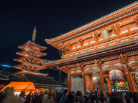 浅草寺へ初詣 - 幡ヶ谷写真部 ~写真好き司法書士の写真ブログ~