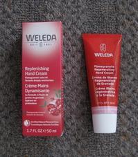 WELADA ::: Pomegranate Hand cream - minca's sweet little things