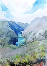 天竜峡 - ryuuの手習い