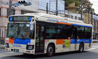 相鉄バス 2SG-HL2ANBP - 研究所第二車庫