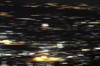 新幹線と夜景② - 新幹線の写真