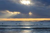 海へ・・2019.1.3 - The day & photo