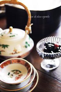 お正月。 - ことえりごと~奈良の小さなお料理教室・結井言