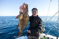 2019/01の釣果 - 鯛ラバ遊漁船  Miyazaki Offshore Boat Game Marine Frog 2