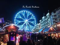 クリスマスマーケットの旅2018はイタリア北西アオスタからスイスへ vol.7 ~レマン湖のほとりモントルーのクリスマスマーケット - 幸せなシチリアの食卓、時々旅