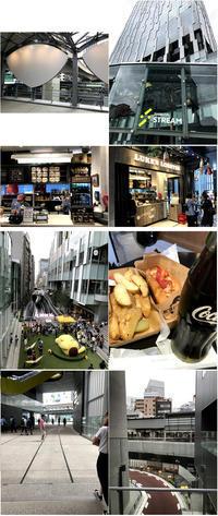 渋谷ストリーム、LUKE'S LOBSTER、一応行きました、東横線は渋谷止まりがいいなぁ♪ - Isao Watanabeの'Spice of Life'.