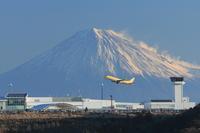 2019年の初撮りは、富士山静岡空港で(^^)v - 飛行機&鉄道写真館