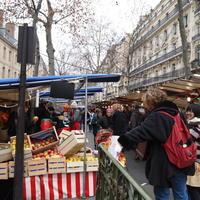 パリのマルシェ - sola og planta ハーバリストの作業小屋