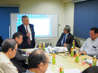 (公社)日本鍼灸師会理事・監事研修会が開催され、出席いたしました。 - 東洋医学総合はりきゅう治療院 一鍼 ~健やかに晴れやかに~