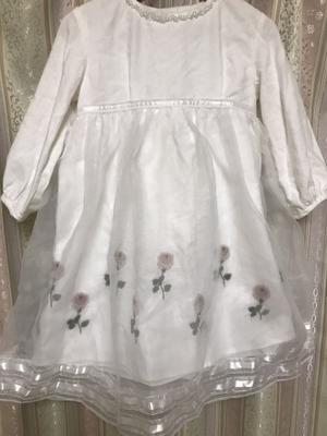 刺繍のワンピース - Guzel   ギュゼルな女の子の物