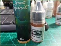 HILIQ Hi-Salt Great Spirit B(サンプル版) - ぷぅ日記