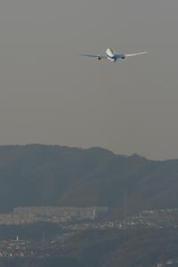 ITM - 40 - fun time (飛行機と空)