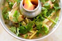 タイ料理食べ初め - ヒグラシの日記  (あぁ、しあわせな日々)