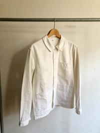 50's〜60's Adolphe Lafont White HBT Coverall From France! - DIGUPPER BLOG