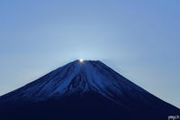 2019年登り初めは「竜ヶ岳」〜 ダイヤモンド富士 - Photolog